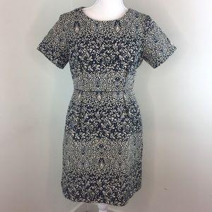 H&M Floral Short Sleeve Dress